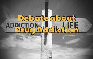 issues on drug addiction
