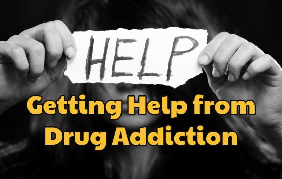 helping an addict overcome addiction
