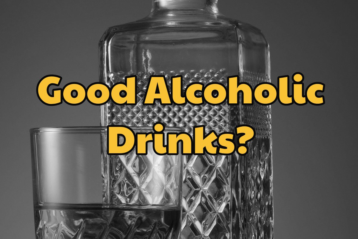 Good alcoholic drinks a big no for recovering alcoholics for Best mix drink ever