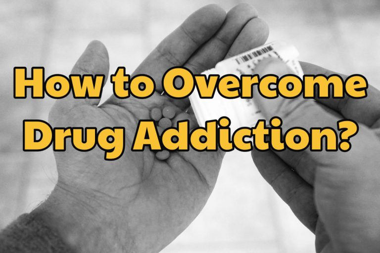People who overcome drug addiction