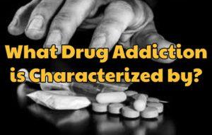 How to identify drug addiction
