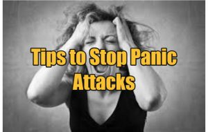 Tips to Stop Panic Attacks