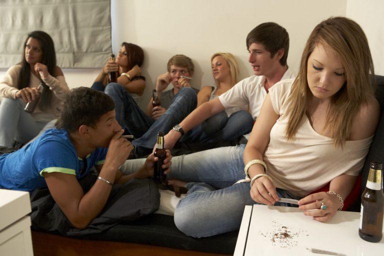 Drug Rehab program for Teens under 18