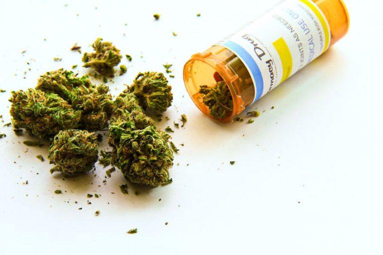 Marijuana as medical treatment for drug addiction