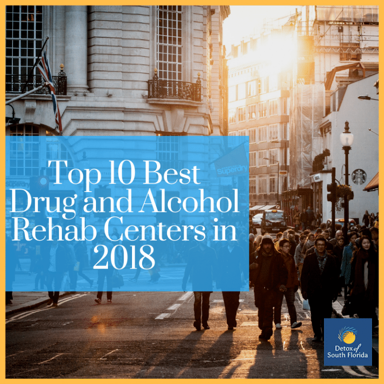 10 Best Drug and Alcohol Rehab Centers in 2018
