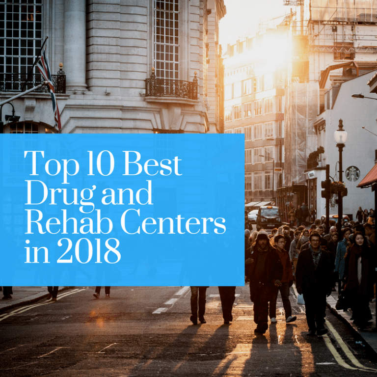 Best Drug and Rehab Centers