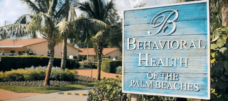 The Behavioral Health of the Palm Beaches