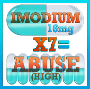 Multiple side effects of Imodium abuse