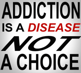 Drug Addiction is not a choice