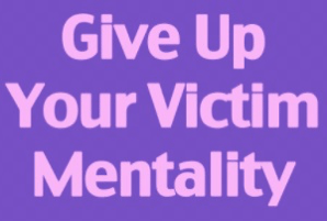 Drug Addiction Victim Mentality
