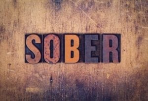 Become Sober after addiction treatment
