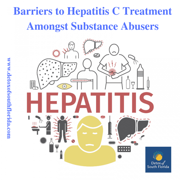 Barriers to Hepatitis C Treatment Amongst Substance Abusers