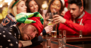 Alcohol Abuse during the Holiday Season