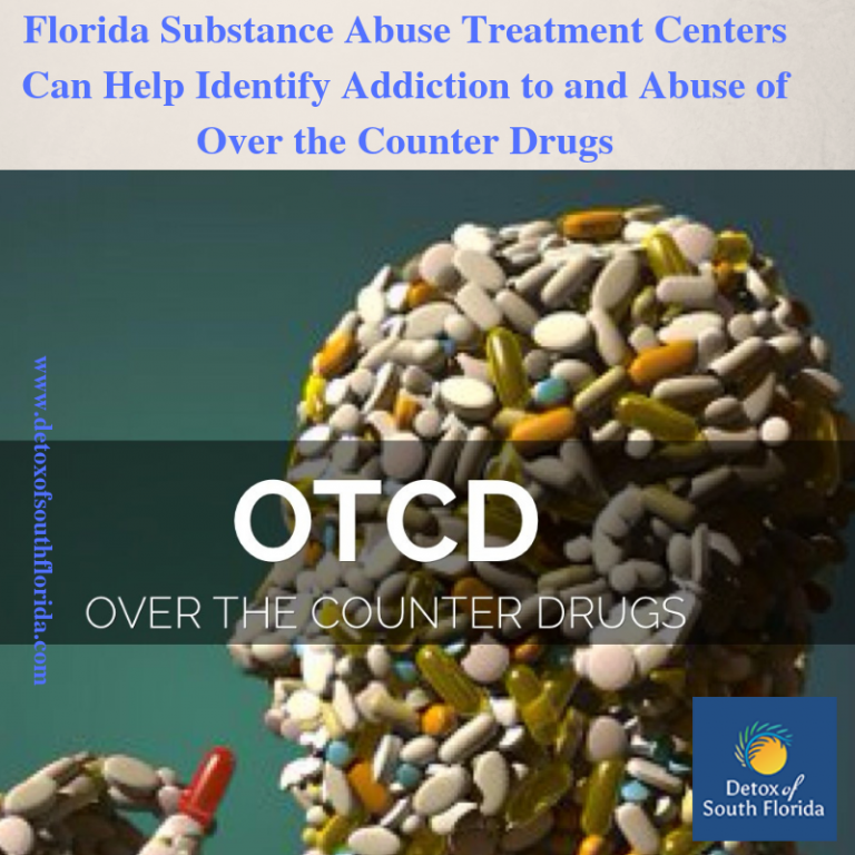 Florida Substance Abuse Treatment Centers Can Help Identify Addiction to and Abuse of Over the Counter Drugs (2)