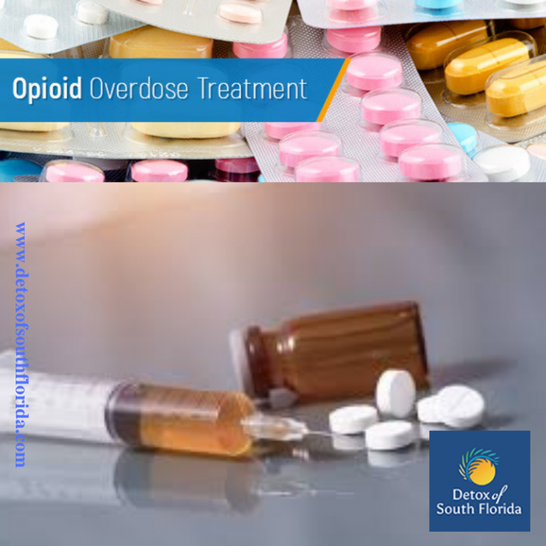 Opioid Overdose Treatment
