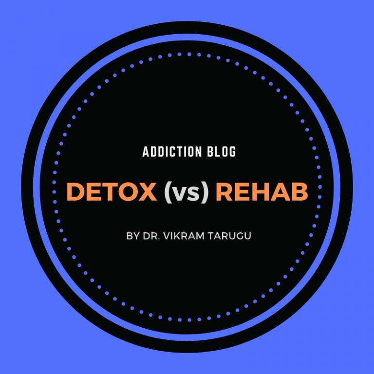 Detox Vs Rehab