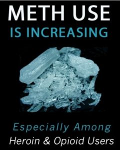 Meth Use is Increasing